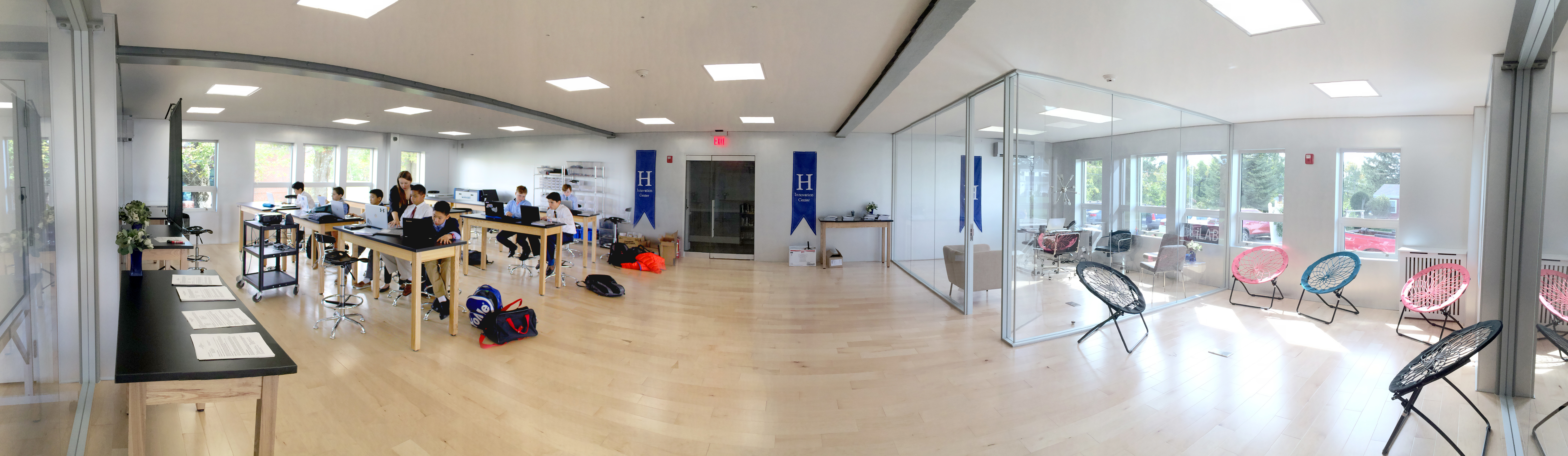 Innovation Center at Hillside
